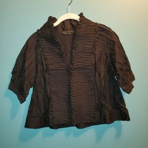 BCBGMaxAzria Top/Jacket